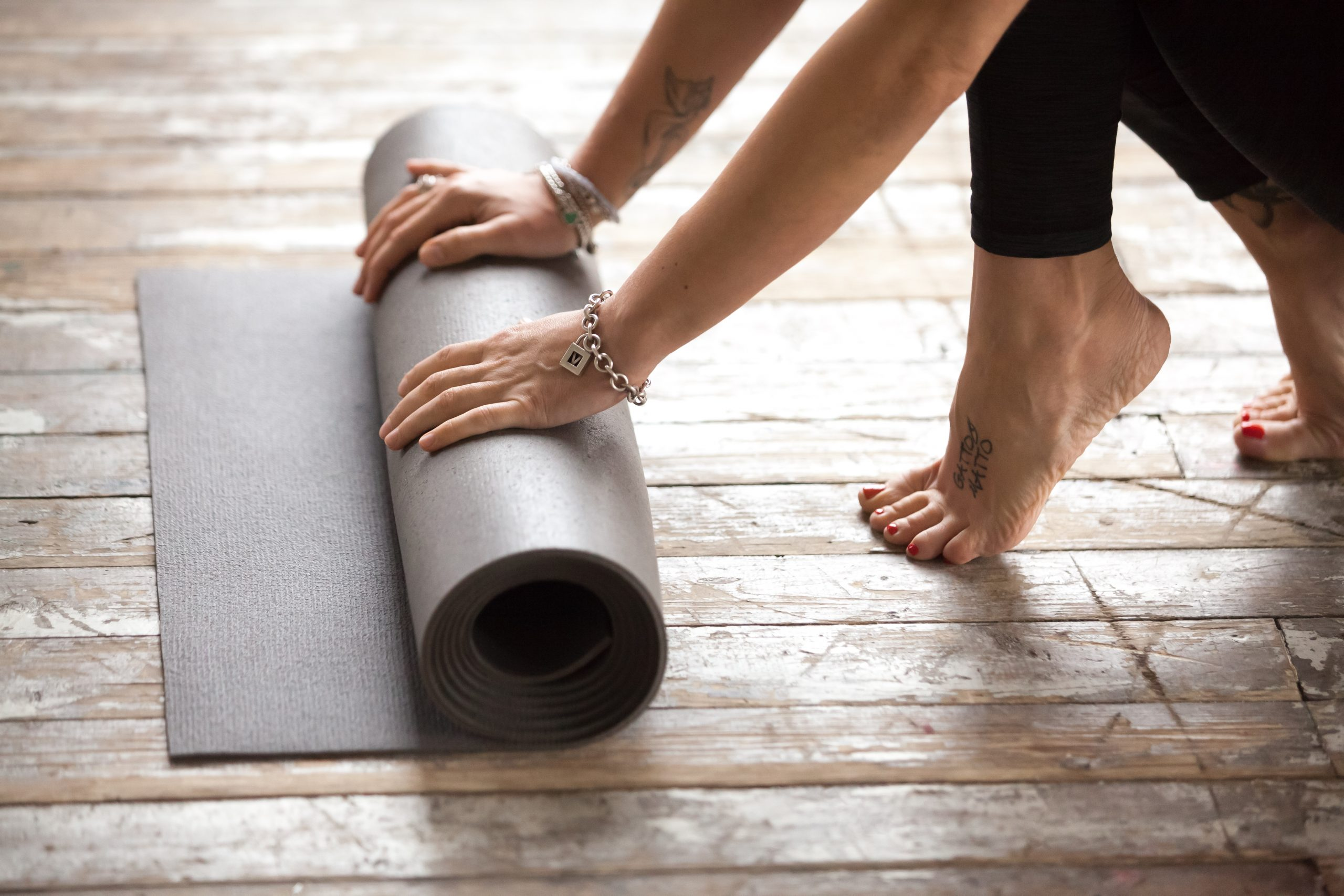Yoga for Fear and Anxiety