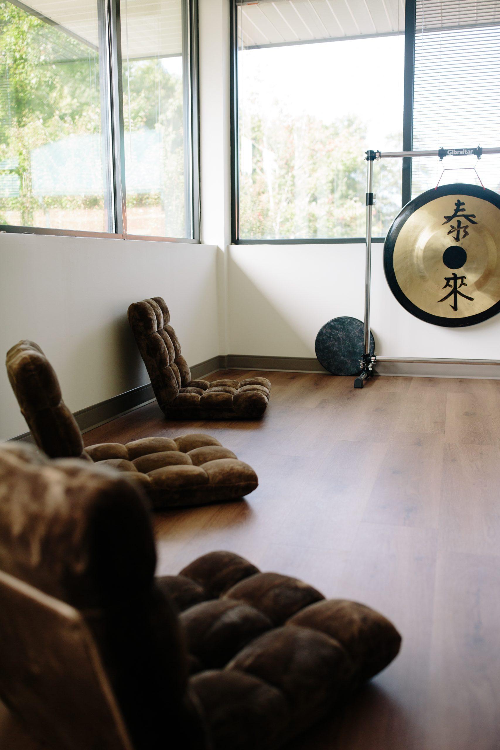 Sound Bath, Meditation, & Breathwork